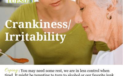 Crankiness, Irritability