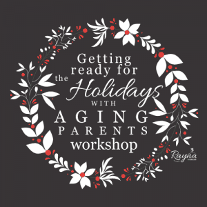 Getting Reading for the hOlidays workshop