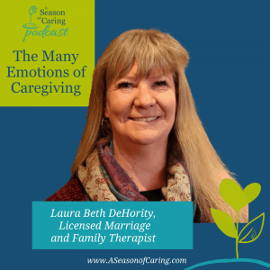 The Many Emotions of Caregiving