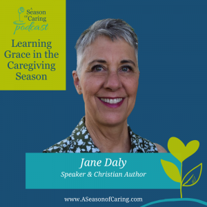 Learning Grace in a Caregiving Season